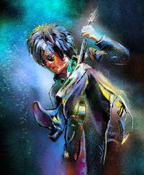 Steve Stevens by Miki de Goodaboom