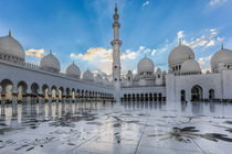 Sheikh Zayed Grand Mosque by Ahmed Rashed