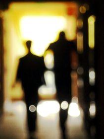 'Vestibule Silhouettes' von Juergen Seidt