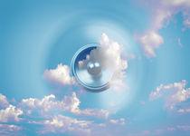 Audio Sky 1 by Steve Ball