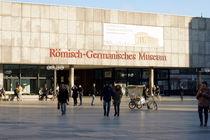 Römisch Germanisches Museum Köln  by Bastian  Kienitz