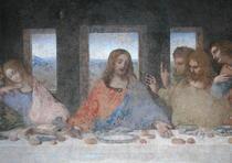 Das letzte Abendmahl von Leonardo Da Vinci