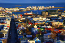 Reykjavik model village  by Rob Hawkins