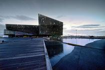 Reykjavik Festival Hall  by Rob Hawkins