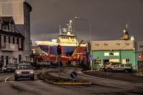 Ship Aground  by Rob Hawkins