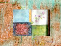 Flower Collage 1 by Linda Ginn