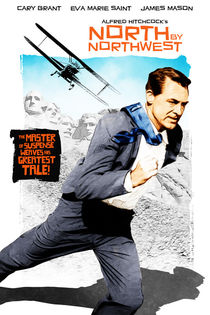 Alfred Hitchcock's North by Northwest by mcclane83