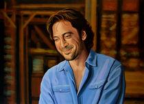 Javier-bardem-painting