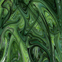 Digital Expressionism Study 1 Digital Painting by Jim Plaxco