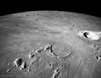 Aristarchus Lunar Crater, Moon by Jim Plaxco