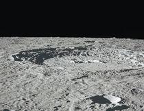 Copernicus Lunar Crater, Moon von Jim Plaxco