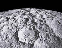 Cyrano Lunar Crater, Moon von Jim Plaxco