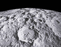 Cyrano Lunar Crater, Moon by Jim Plaxco