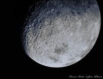 Lunar Vista - Our Moon by Jim Plaxco
