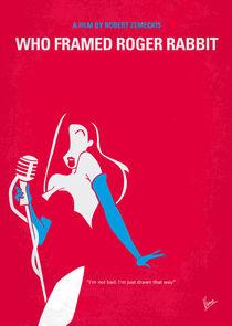 No271-my-roger-rabbit-minimal-movie-poster
