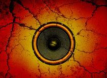 Speaker-cracked