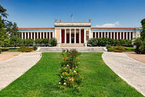 The National Archaeological Museum of Athens, Greece von Constantinos Iliopoulos