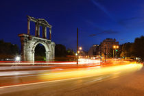 Hadrian's Gate, Greece by Constantinos Iliopoulos