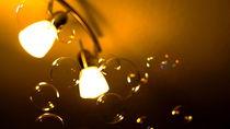 Seifenblasen im Licht by Dominik Nitzinger
