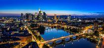 Frankfurt Skyline von davis