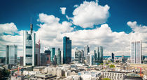Frankfurt Skyline by davis