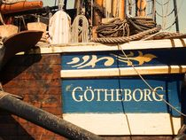 Götheborg Sailing Boat by André  Pillay