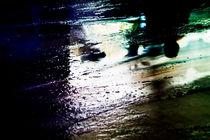 Eissilhouette von Bastian  Kienitz