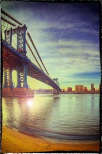 Vintage New York von René Weis
