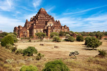 Dhammayan Gyi Pagoda at Bagan Kingdom, Myanmar (Burma) by perfectlazybones