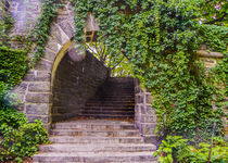 Fort Tryon Park Arch by Jon Woodhams