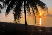 Carribean Sunset by Betty LaRue