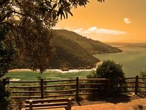 Knysna Heads Viewing Deck by André  Pillay