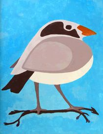 Bird On Branch von will-borden