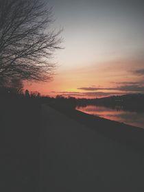 When sun goes down by Paulina J. Kozlowska