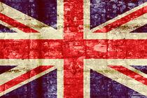 UK Flag 2 by Steve Ball