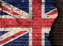 UK Flag 3 by Steve Ball