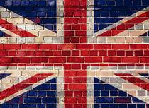 UK Flag 4 by Steve Ball