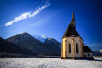 Old Church by Zoltan Duray