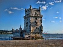 Torre de Belém von Dirk Trefzger
