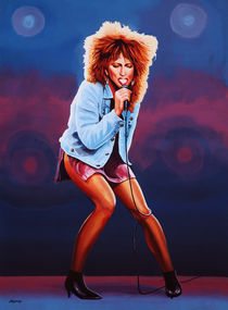 Tina-turner-painting