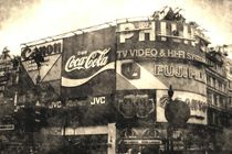 Piccadilly Circus von leddermann