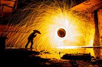Goldene Regen / Der Feuersturm by Dennis Stracke