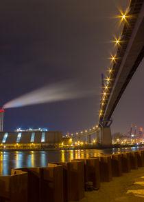 Hamburger Köhlbrandbrücke by Dennis Stracke