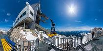 Dachstein: Seilbahn am Gipfel von Ernst  Michalek