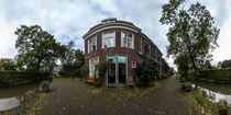Niederlande, Leiden: Wohnhaus von Ernst  Michalek