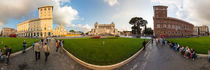 Italien, Rom: Monumento Nazionale a Vittorio Emanuele II (Vittoriano) von Ernst  Michalek