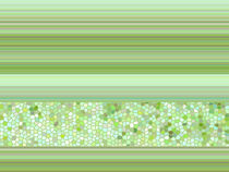 GRAPHIC POP - pastell green von crazyneopop
