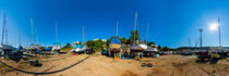 Kroatien: Landliegeplätze in der Marina Iz von Ernst  Michalek