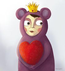 He Valentine by nechoart