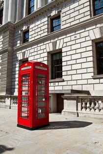 London phone box von tfotodesign